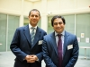 Muddassar with Mohammed Armoghan, Senior Partner, PWC