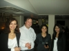 Networking event guests