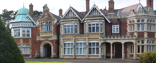 Join us for our visit to Bletchley Park