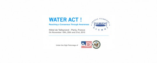 International Fulbright Water Act Conference