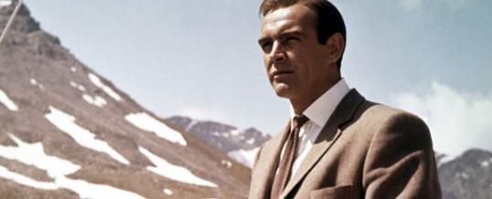 James Bond's London